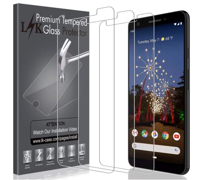 LK Tempered Glass 3-Pack