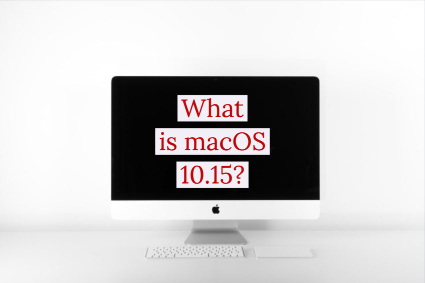 Learn AboutmacOS Catalina