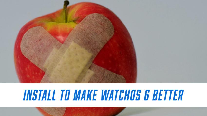 Install the watchOS 6 beta to Make watchOS 6 Better