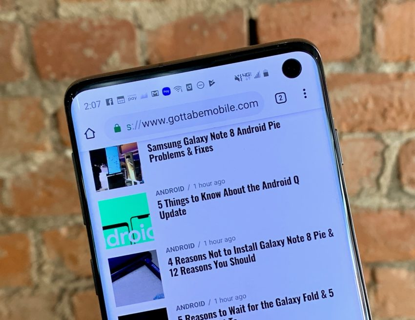 Expect Android Q Update Leaks