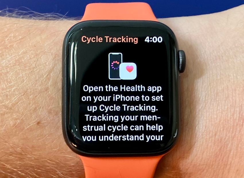 Track Your Cycle