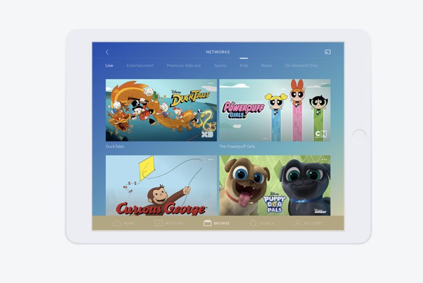 Watch Hulu Live TV on many different devices.