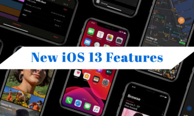 Here's what's new in iOS 13.