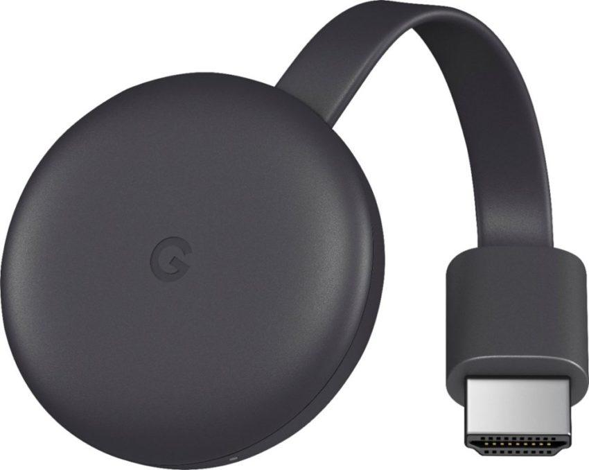 Get a Chromecast to stream your VR on a TV.