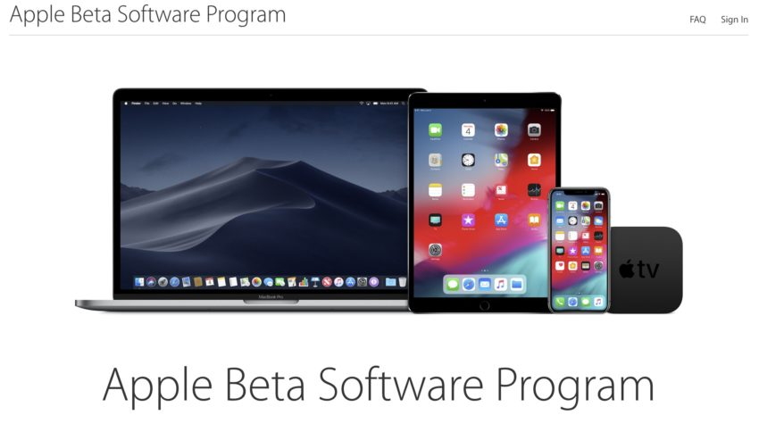 How to join the macOS beta program.