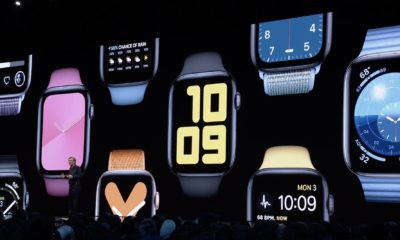 What's new in watchOS 6.