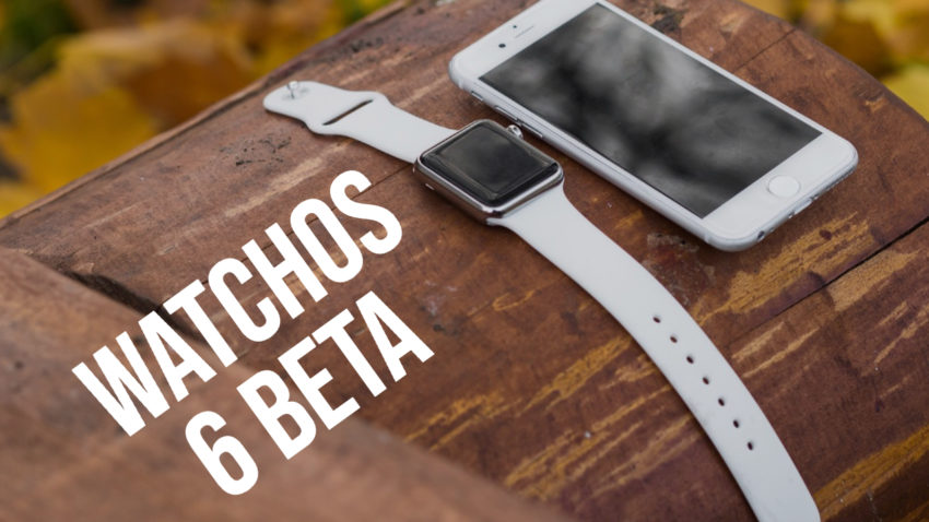 What you need to know about the watchOS 6 beta.