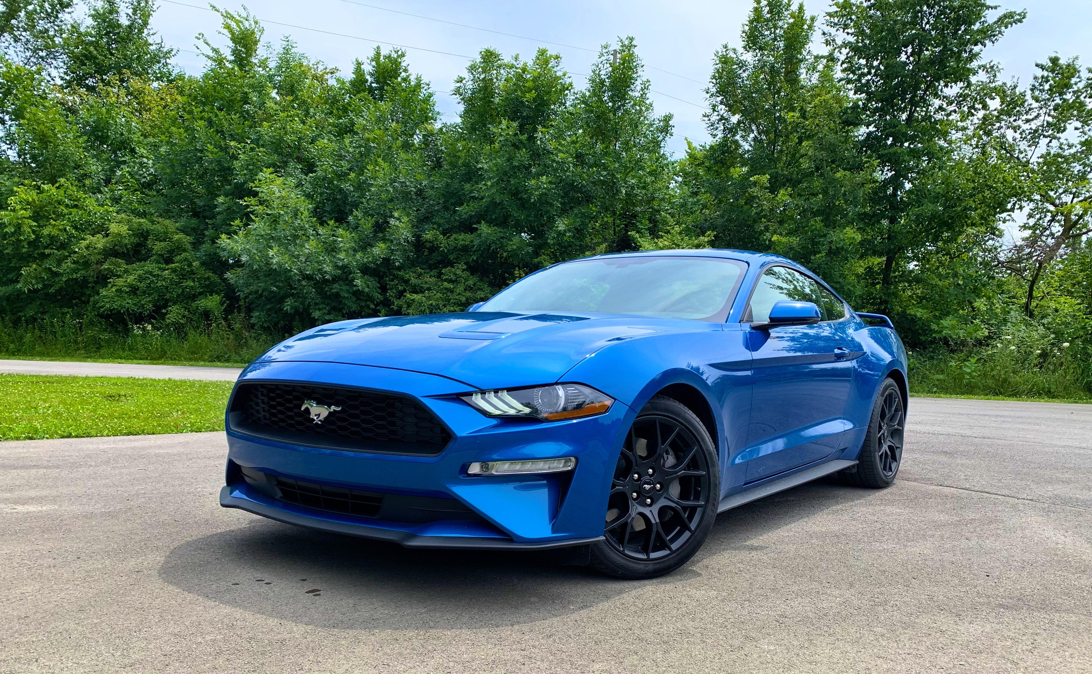 2019 Mustang EcoBoost Premium Review