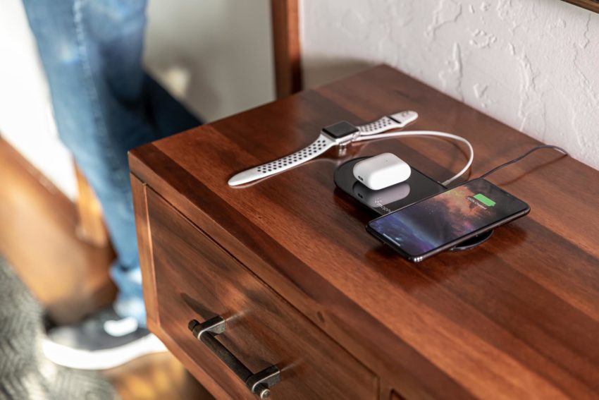 New Mophie multi-device chargers handle all your Apple gear.