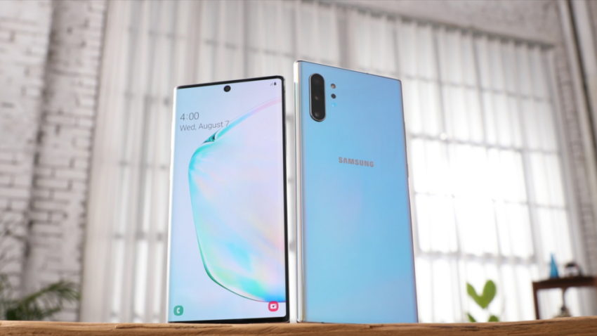 How much Galaxy Note 10+ storage do you need?