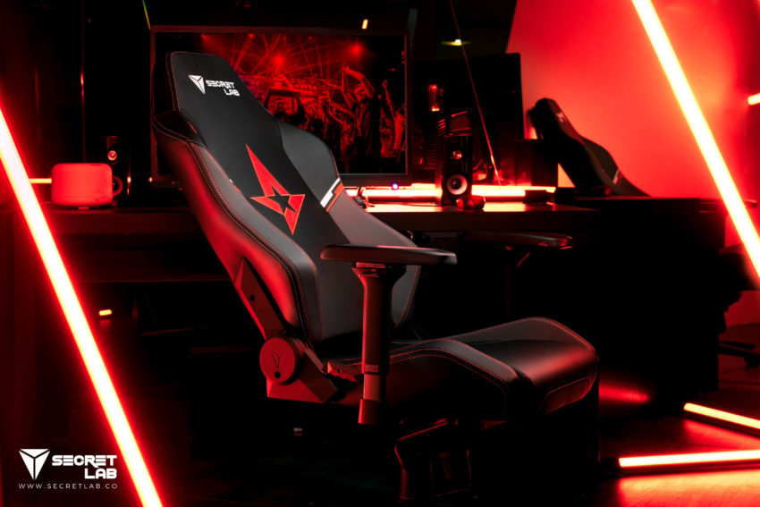 The new Secretlab x Astralis gaming chair is up for pre-order.