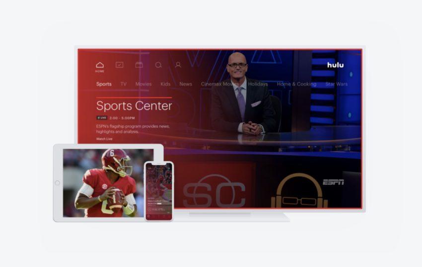 You can still enjoy Live Sports on Hulu.
