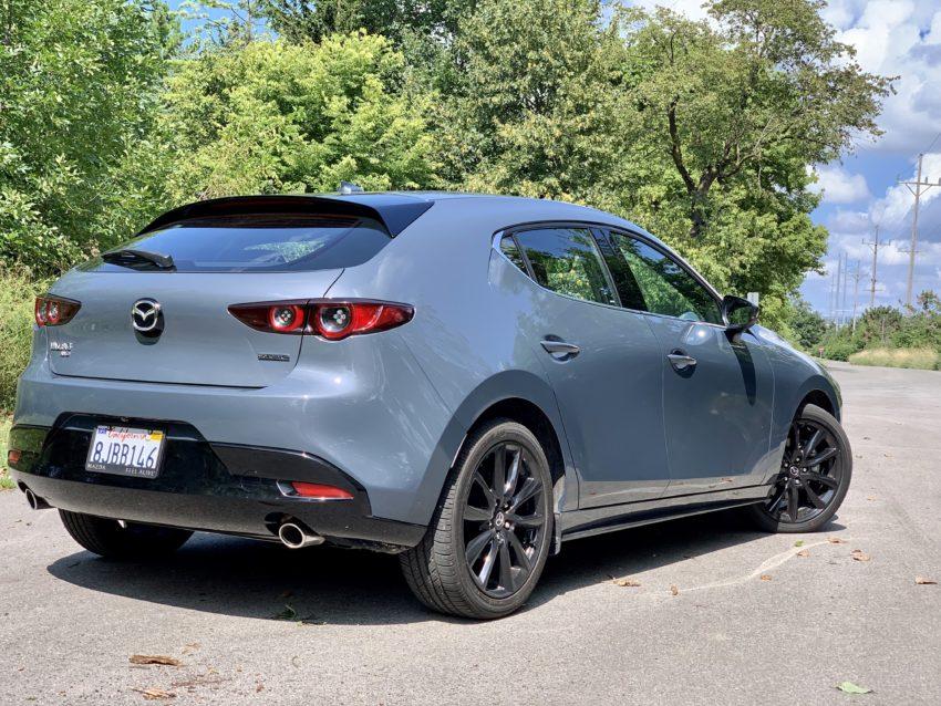 The 2019 Mazda3 is fun to drive.