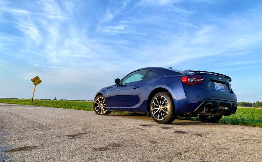 The Toyota 86 is fun to drive and offers nice value.