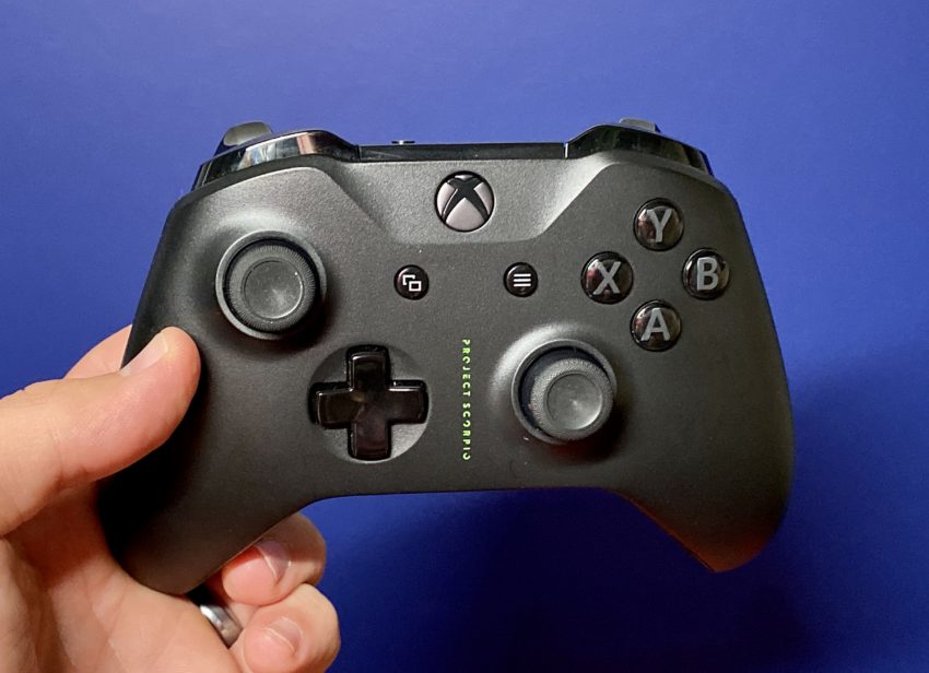 Upgrade your gaming experience with a controller.