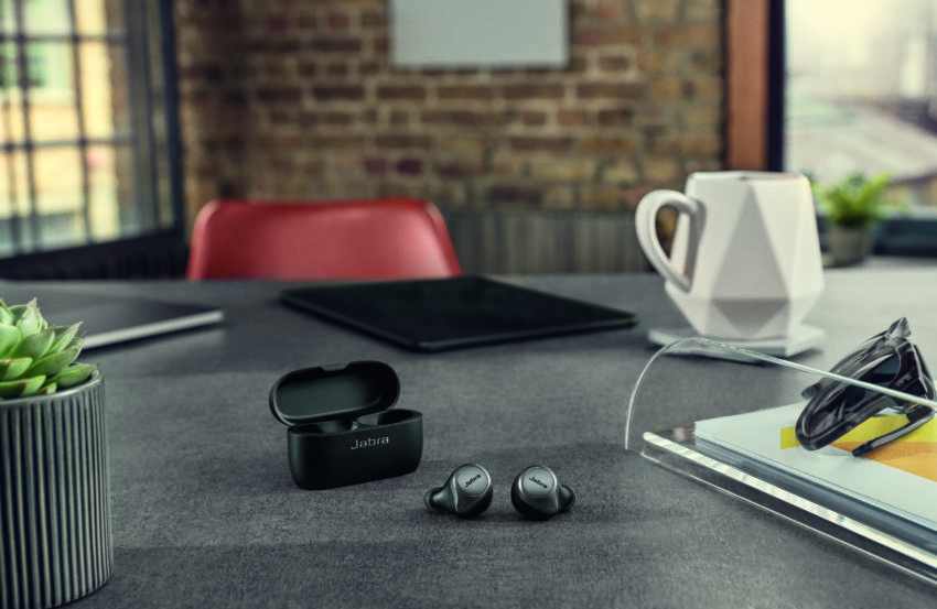 The Jabra Elite 75t true wireless earbuds are a better AirPod in many ways.