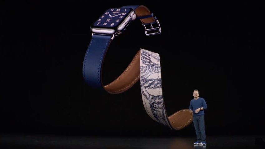 Decide if you want a special edition of the Apple Watch 5.