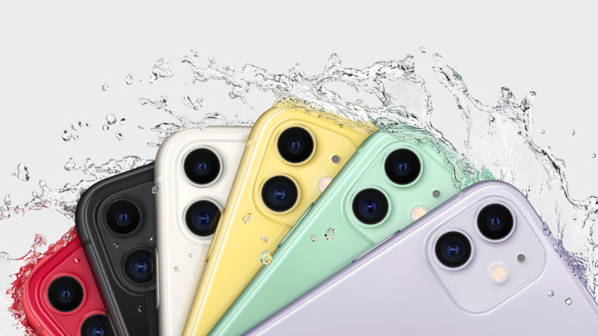 Will the iPhone 11 colors hold up well?