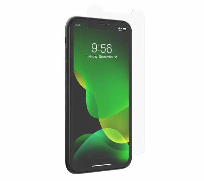 Protect your screen with an iPhone 11 screen protector.