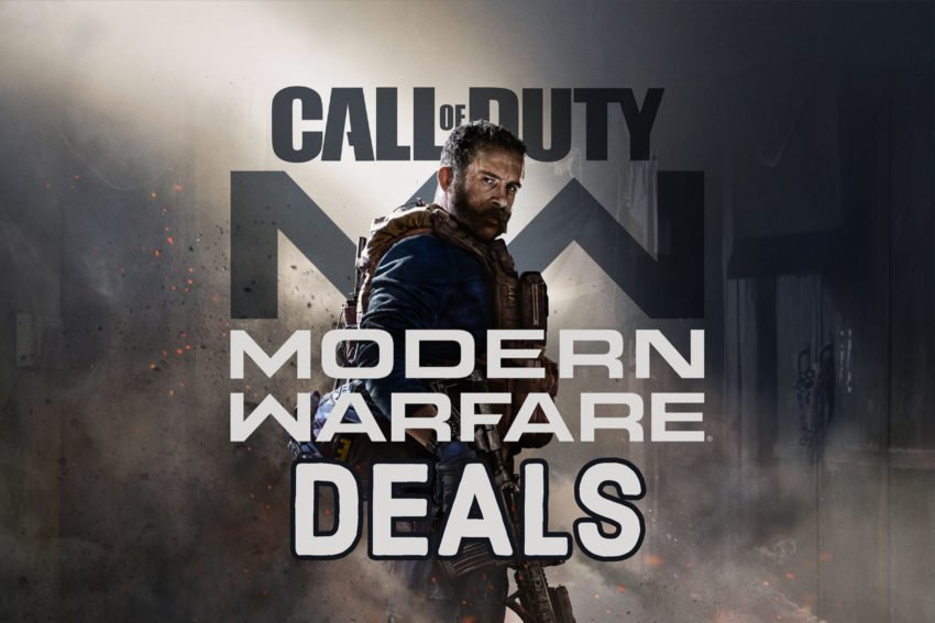 Save with the best Call of Duty: Modern Warfare deals.