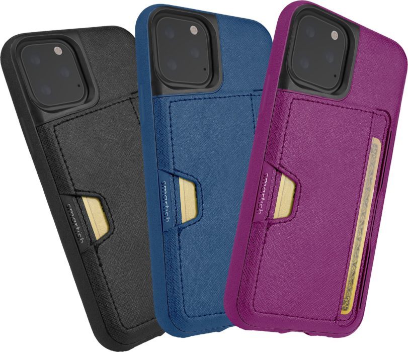 A great wallet case for the iPhone 11 Pro.