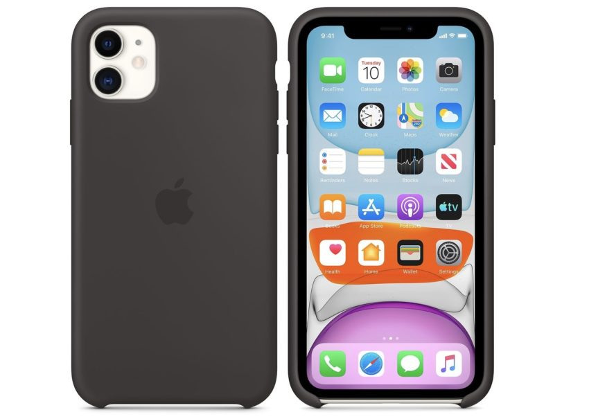 What will the iPhone 11 color look like with a case on.