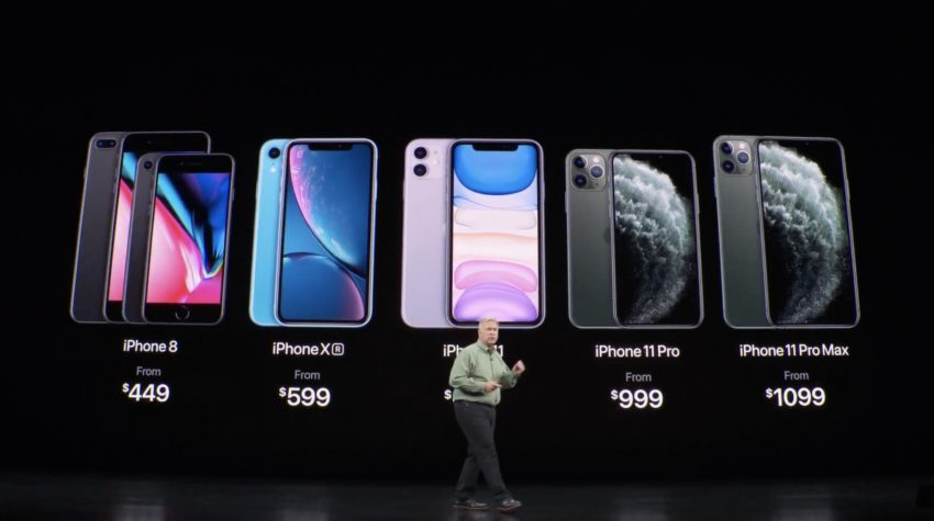 Favorite the iPhone 11 Model You Want