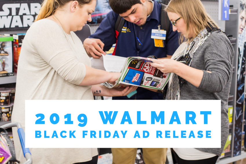 Expect a FullWalmart Black Friday Ad in Early November