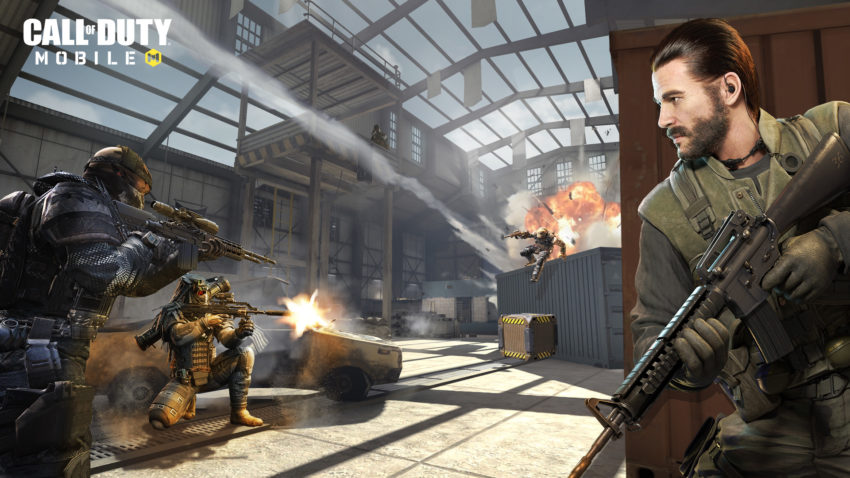 You can spend up to $99.99 in Call of Duty: Mobile in app purchases.