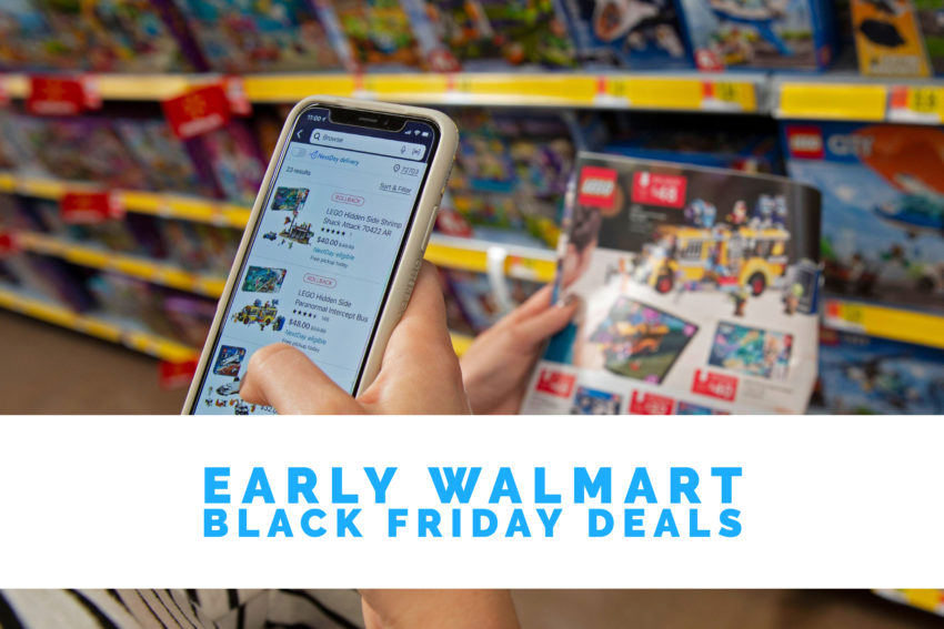 Expect Tons of EarlyWalmart Black Friday Deals