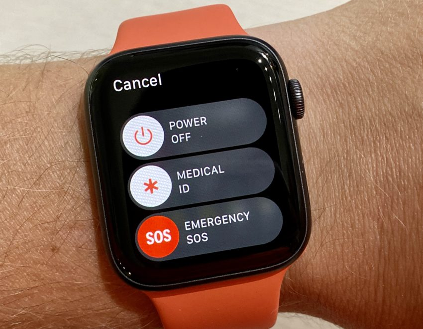 Restart to fix some Apple Watch 5 battery problems.