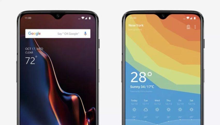 OnePlus 6T vs OnePlus 7T: Specs