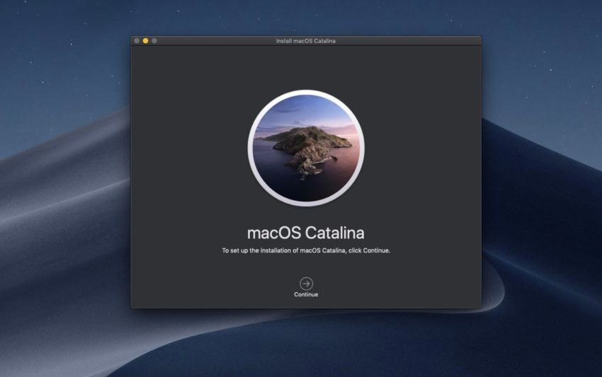 Here's how long it takes to download and install macOS Catalina.