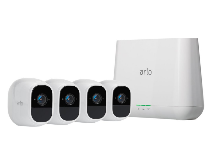 Save big with Arlo Black Friday 2019 deals.
