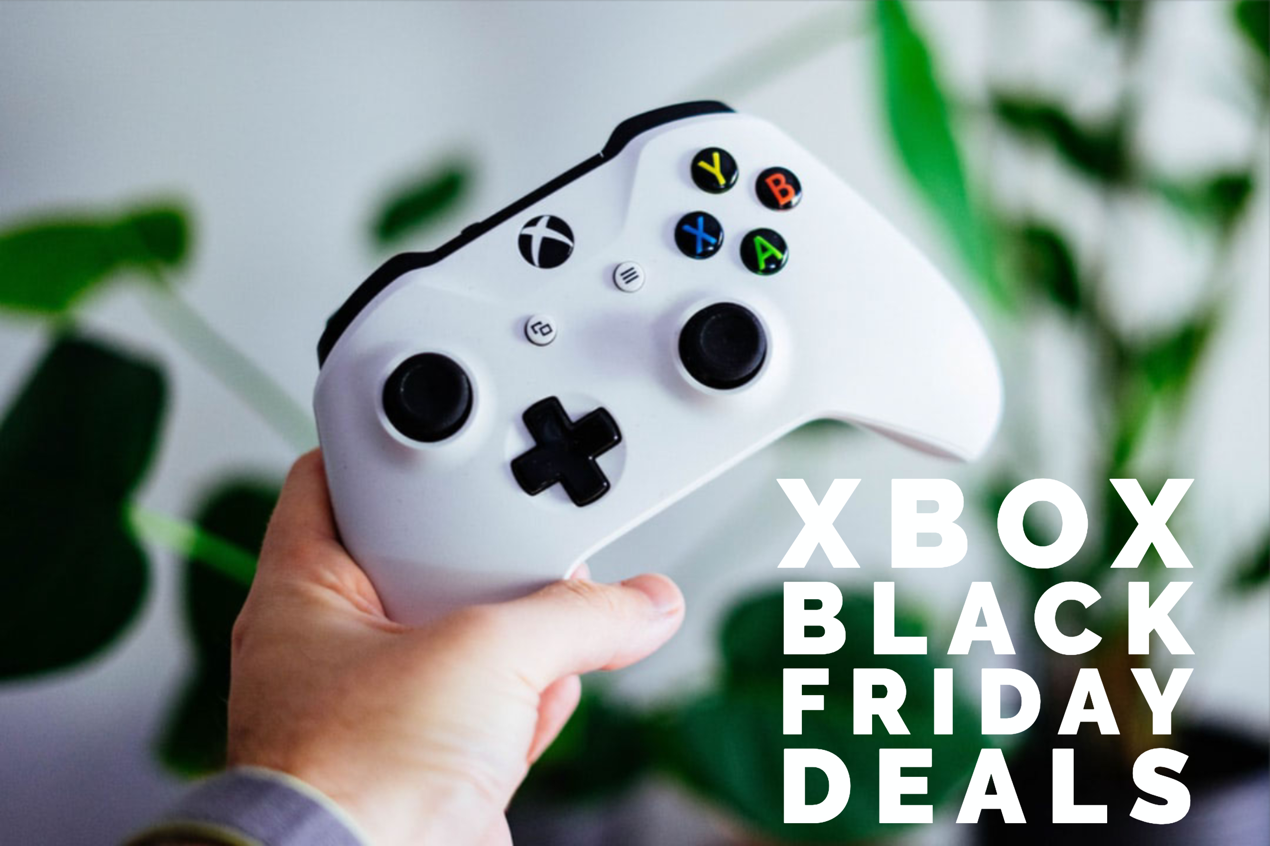 Best Xbox One Black Friday Deals In 2019