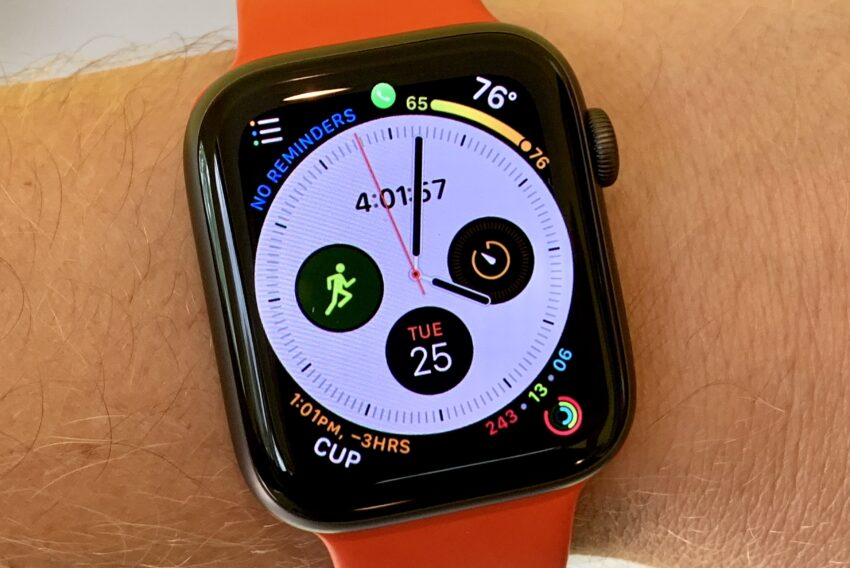 Wait if You Have the Apple Watch 4