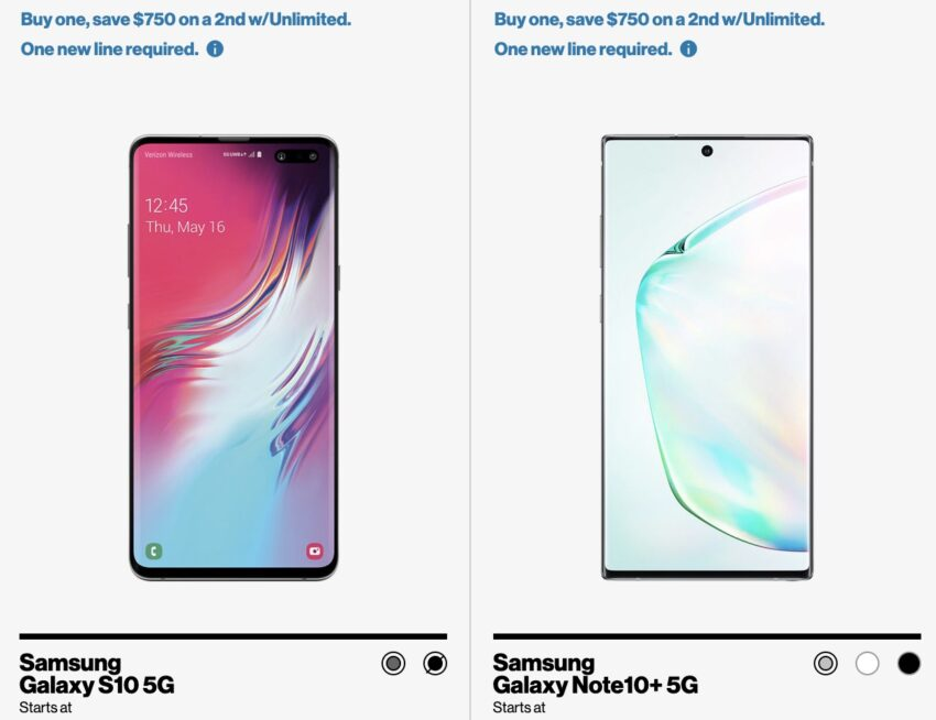 Here S How To Get A Galaxy S10 For 449 On Black Friday