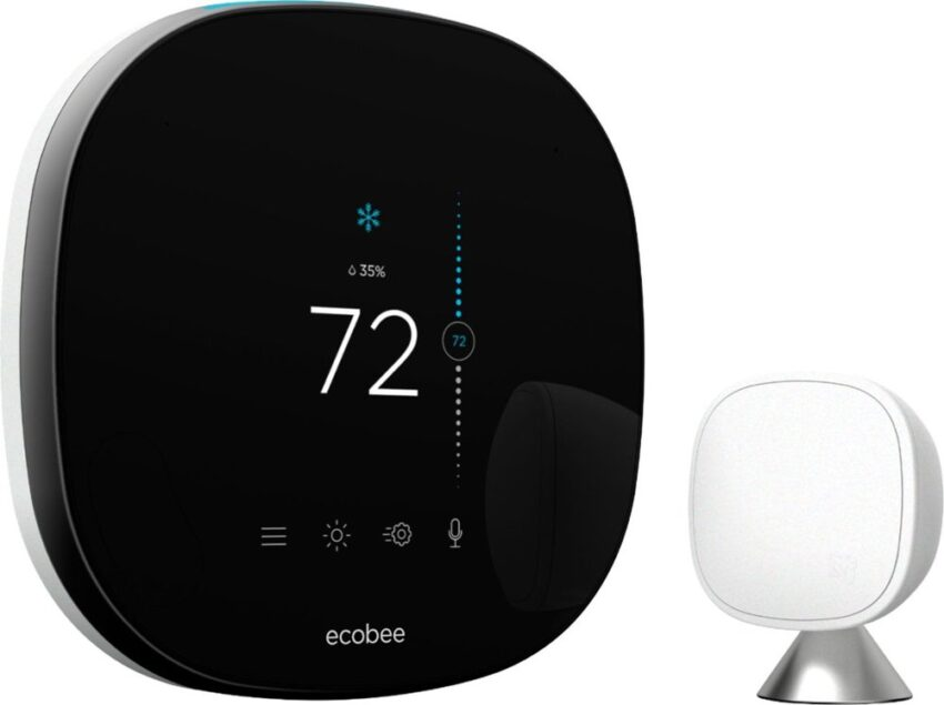 A smart thermostat is one smart home gift my parents love.
