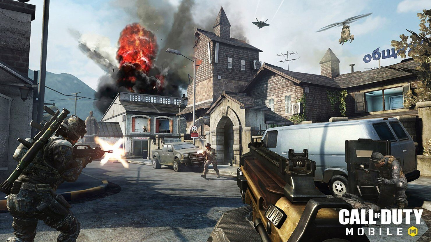 15 Best First Person Shooter Games For Android