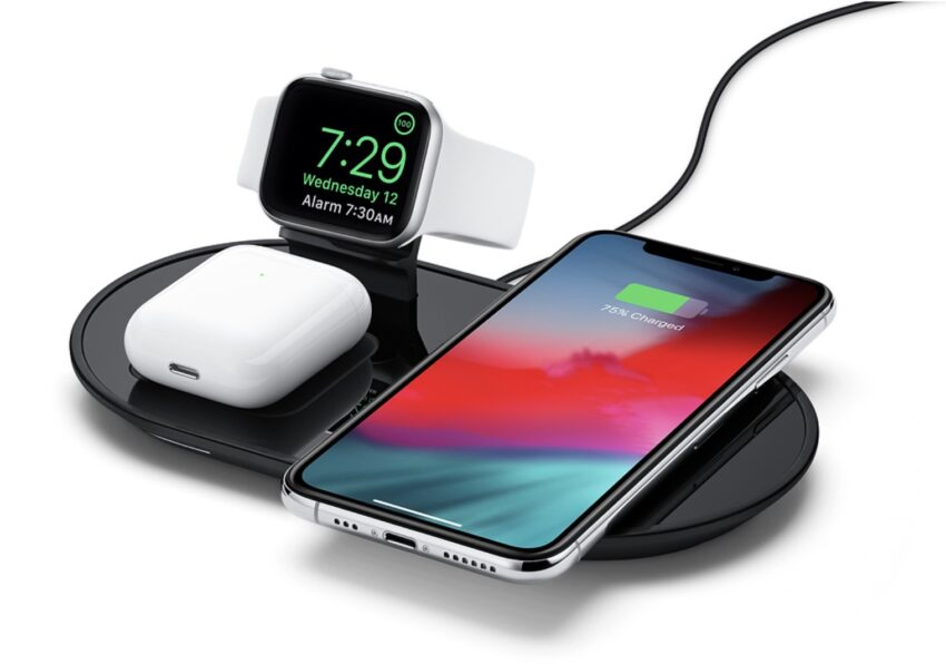 The ultimate gift for iPhone users with an Apple Watch and AirPods.