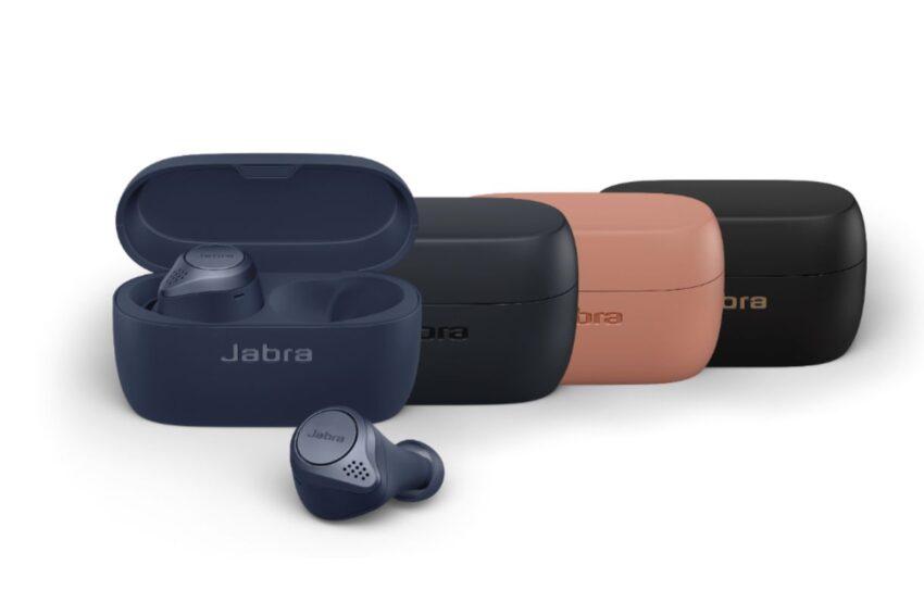New waterproof true wireless earbuds from Jabra.