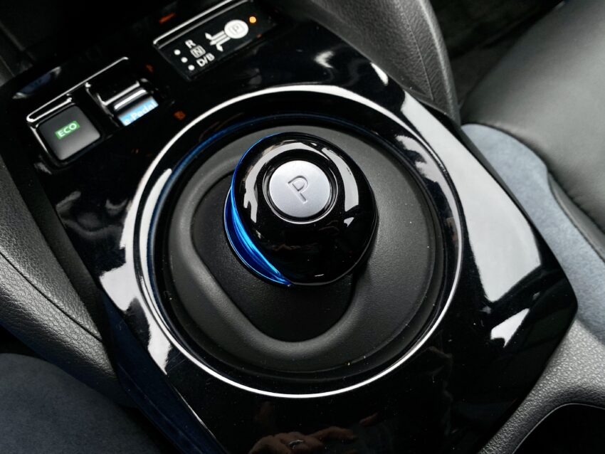 Nissan Leaf Plus e-pedal
