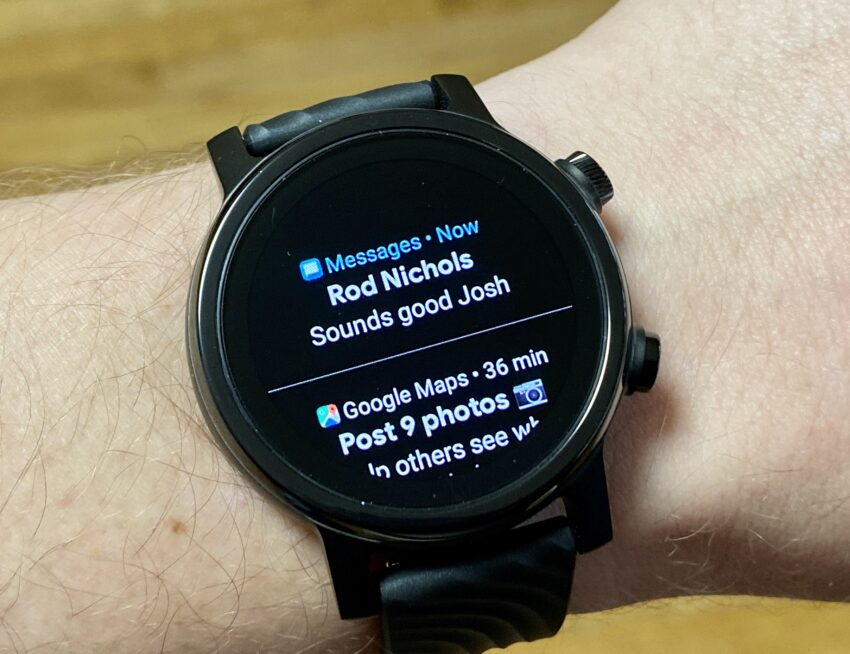 Get Text and Phone Notifications