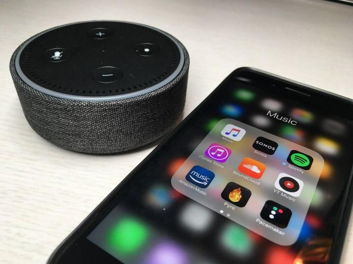TIDAL vs Apple Music Alexa