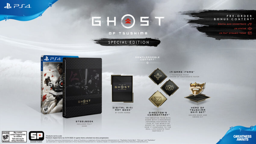 Pre-Order for These Bonuses