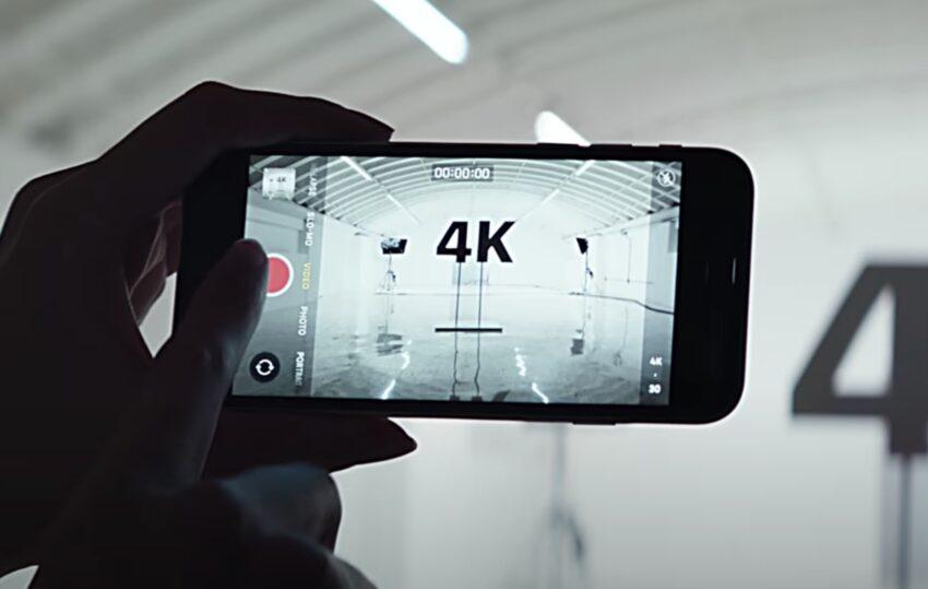 Record 4k 60FPS Video