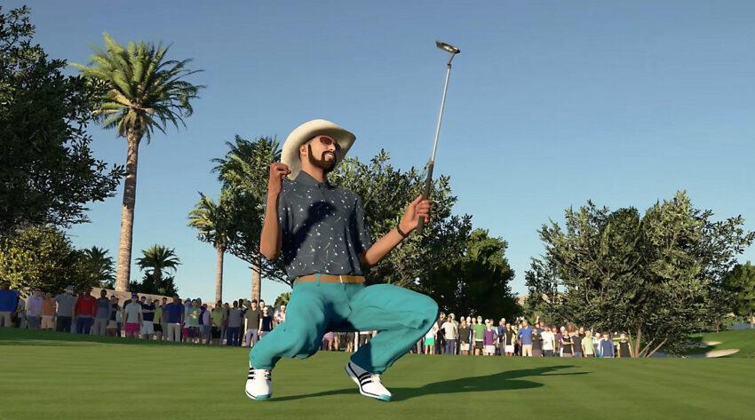 Pre-Order PGA Tour 2K21 for a Bonus