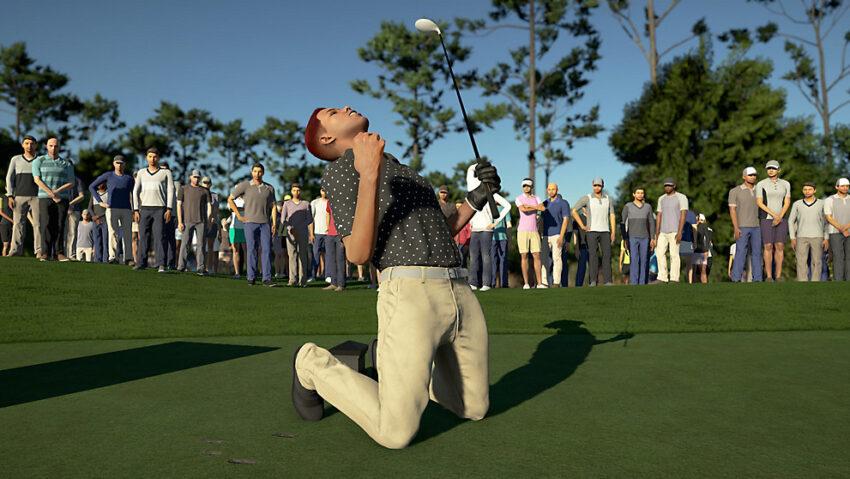 Wait for PGA Tour 2K21 Reviews
