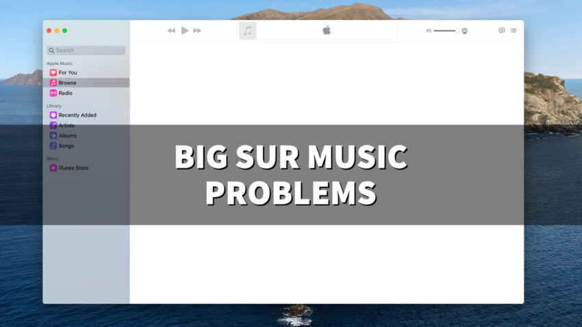 Don't Install if You Can't Handle Music Issues