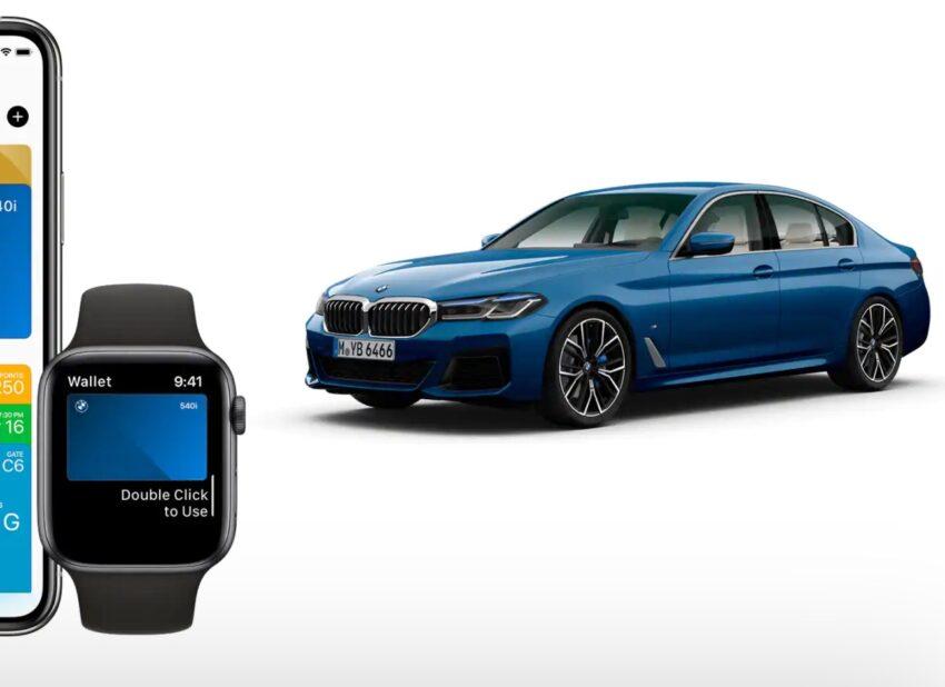 Use Apple Watch as a Car Key